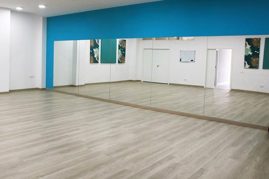 sala de nuestro centro de danza y musica en sevilla