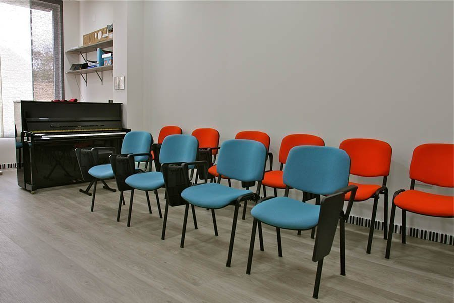 centro musica sevilla instalaciones