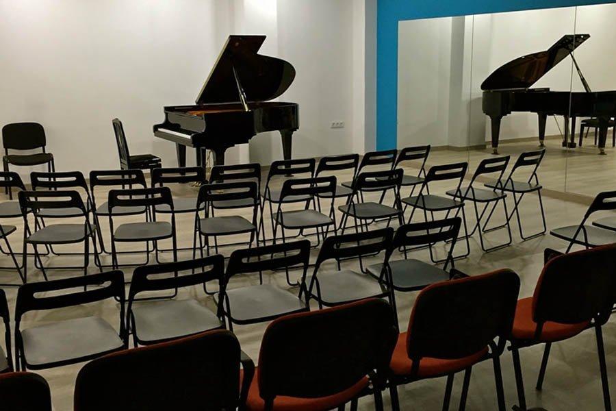 Centro Crea escuela musica sevilla