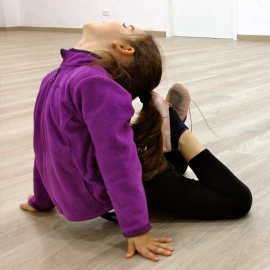 alumna danza sevilla