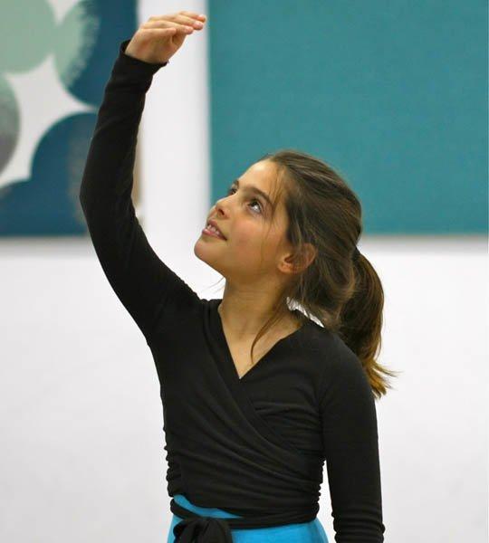 alumna escuela danza sevilla