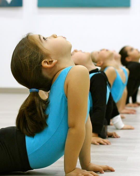 escuela de danza sevilla